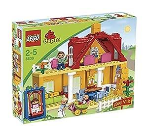 レゴ (LEGO) デュプロ ファミリーハウス 5639