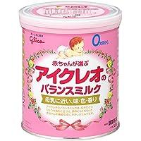アイクレオ バランスミルク 320g 粉ミルク ベビー用【0ヵ月~1歳頃】