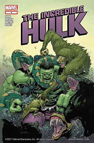 Download Incredible Hulk (2011-2012) #4 (English Edition) B00ZMZK8BO
