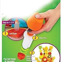 1セットフルーツサラダ彫刻野菜フルーツArrangement Smoothieケーキツールキッチンダイニングバー料理