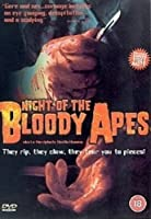 Night of the Bloody Apes [DVD] [Import]
