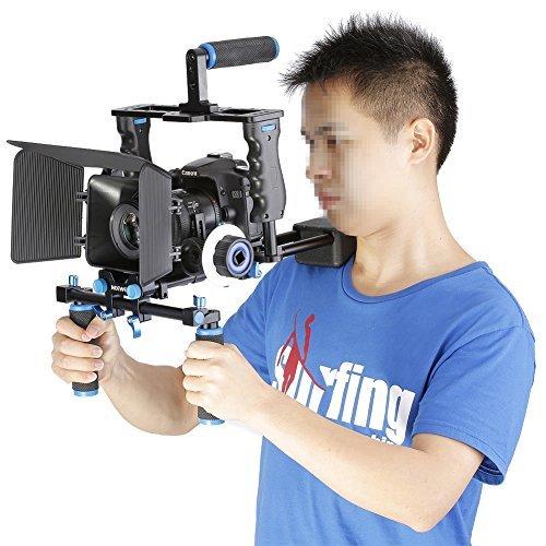 NEEWER アルミカメラビデオケージキット ムービーキット 映画製作システム【並行輸入品】