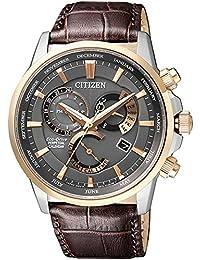 【シチズン】CITIZEN 永久パーペチャルカレンダー ソーラー充電式 腕時計 10気圧防水 メンズ BL8148-11H [並行輸入品]