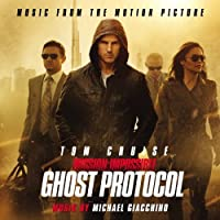 Mission Impossible: Ghost Protocol by Michael Giacchino (2012-01-10)