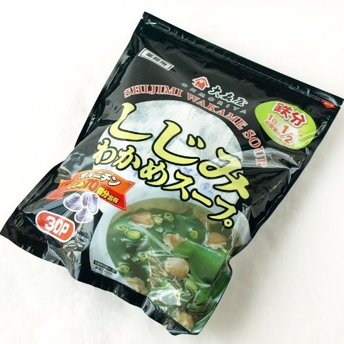 大森屋 OHMORIYA 大森屋 しじみわかめスープ 30袋×12パック [2334]