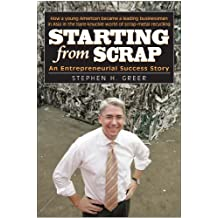 Starting from Scrap: An Entrepreneurial Success Story