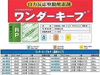 脱酸素剤【ワンダーキープWK-RP2000】 標準タイプ|1ケース250個(10個x25袋)|サイズ130x95mm