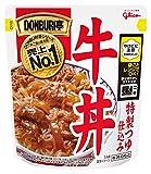 江崎グリコ DONBURI亭 牛丼 スタンディング 180g ×5個