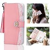 iPhone7 スマホケース 手帳型 かわいい iphone8ケース 手帳型 花柄 アイフォン6...