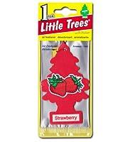 リトルツリー エアフレッシュナー 【Strawberry】LittleTree 芳香剤 ストロベリー