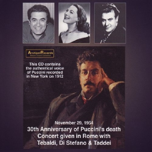 Concert of Puccini Arias