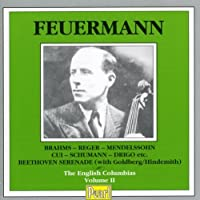 Feuermann: The English Columbias, Vol. 2