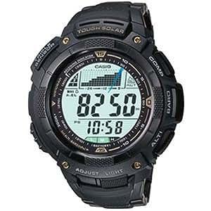 カシオ腕時計 プロトレック  チタン タフソーラー 電波時計 MULTI BAND5 PRW-1100YTJ-1JF