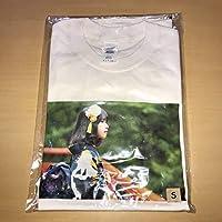 Sサイズ 乃木坂46 KYOTO NIPPON FESTIVAL 西野七瀬 PHOTO ロング Tシャツ 白 だいたいぜんぶ展 タレント グッズ