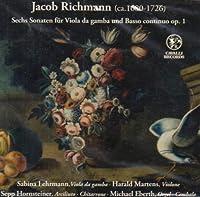 Gamba Sonatas: S.lehmann(Gamb) Hornsteiner(Lute) Etc