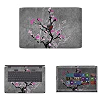 Decalrus - Protective Decal Skin skins Sticker for Asus ROG GL752VW (17.3 Screen) case cover wrap ASrogGL752VW-34