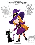Halloween Activity Book Ages 8-12: Connect The Dots | Spot The Difference | Mazes | Word Search Puzzles | Dot to Dot | Word Search for Kids | Kids Activities | Mazes For Kids | Halloween Fun | Sudoku | Witches | Bats | Spiders | Coloring Pages | Pumpkins
