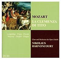 Mozart : La Clemenza di Tito by Nikolaus Harnoncourt (2009-09-21)