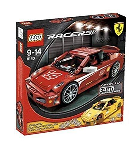 レゴ (LEGO) レーサー フェラーリ F430 チャレンジ 8143