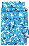 タックコーポレーション Disney アナと雪の女王 お昼寝布団4点セット サックス Z1295-A