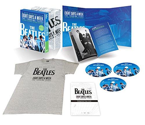 【Amazon.co.jp限定】ザ・ビートルズ EIGHT DAYS A WEEK  -The Touring Years DVD コレクターズ・エディション(初回生産限定)(オリジナル特典:B2サイズ劇場版本ポスター付)(メーカー特典:A5サイズフォトシート付)の詳細を見る