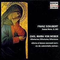 Schubert;Stabat Mater/Weber;of