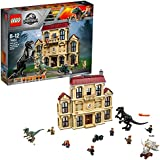 LEGO Jurassic World Indoraptor Rampage at Lockwood Estate 75930 Playset Toy