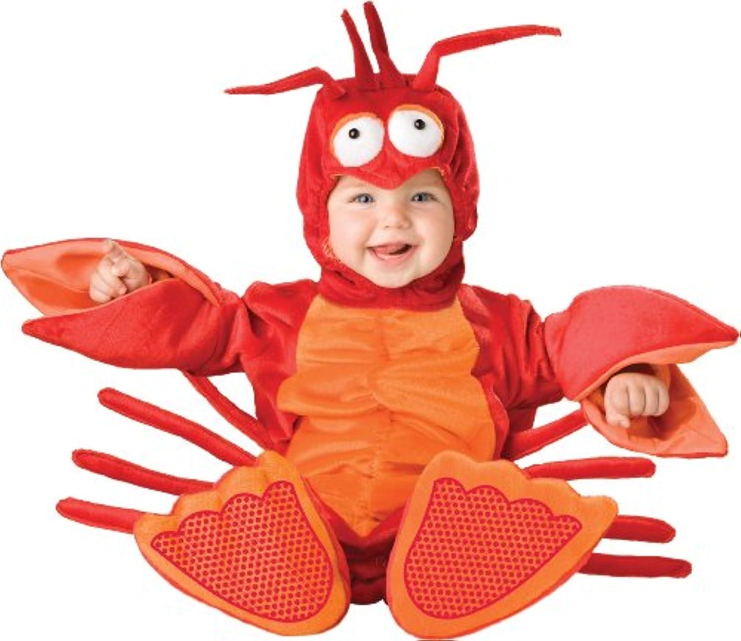 ここに良さ大聖堂Lil Lobster Infant/Toddler Costume リルロブスター乳児/幼児コスチューム サイズ:12/18 Months
