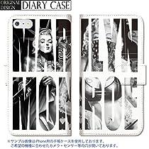 301-sanmaruichi- iPhone6s ケース iPhone6 ケース 手帳型 おしゃれ マリリン モンロー デニム タトゥー tattoo バンダナ ペイズリー セメント エレファント C 手帳ケース
