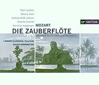 Mozart: Die Zauberflote / Upshaw, Hoch, Rolfe Johnson, A. Schmidt, Hauptmann, Bar; Norrington
