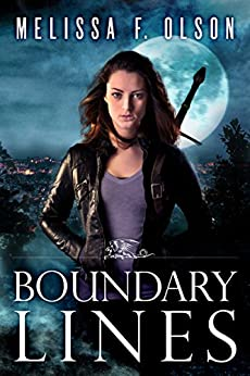 Boundary Lines (Boundary Magic Book 2) by [Olson, Melissa F.]