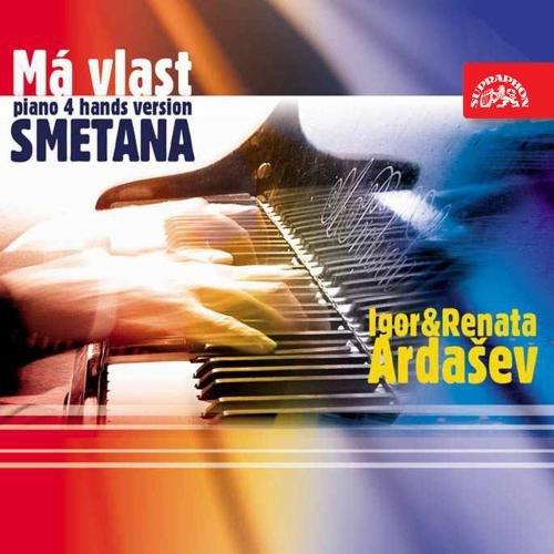 スメタナ:交響詩「わが祖国」(作曲者自編によるピアノ連弾版)