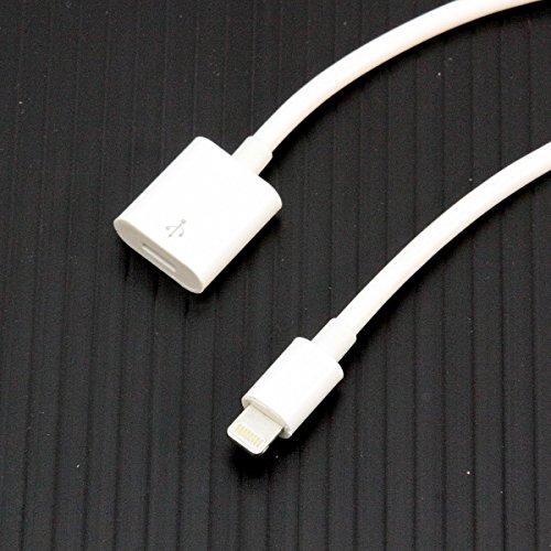 ネクストゼロワン iPhone 8ピン 延長ケーブル 1m 【最新 iPho...