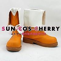 【サイズ選択可】コスプレ靴 ブーツ K-1842 ラブライブ! Love Live! SUNNY DAY SONG 絢瀬絵里 あやせえり 男性25.5CM