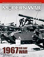 DG: Modern War Magazine, Issue # 4, with Six Day War 1967 Board Game [並行輸入品]