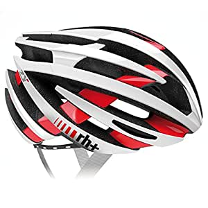 rh+(アールエイチプラス) Helmet Bike ZY EHX6055 04 XS/M Shiny White/Shiny Red XS/M