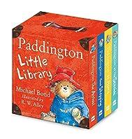 Paddington Bear Little Library for Little Hands