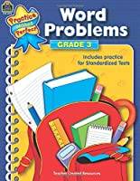 Word Problems Grade 3: Grade 3 (Practice Makes Perfect)