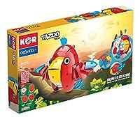 [ジオマグ]Geomag Kor TAZOO Toco 86 Piece Creative Magnet Transformative Playset Toy for Both and Swiss Made Part of 's World Famous Award [並行輸入品]