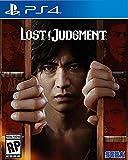 Lost Judgment(輸入版:北米)- PS4