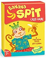 Peaceable Kingdom Banana Spit Card Game [並行輸入品]