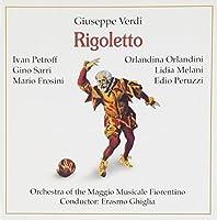 Rigoletto Paperback Opera by G. VERDI (2003-03-25)