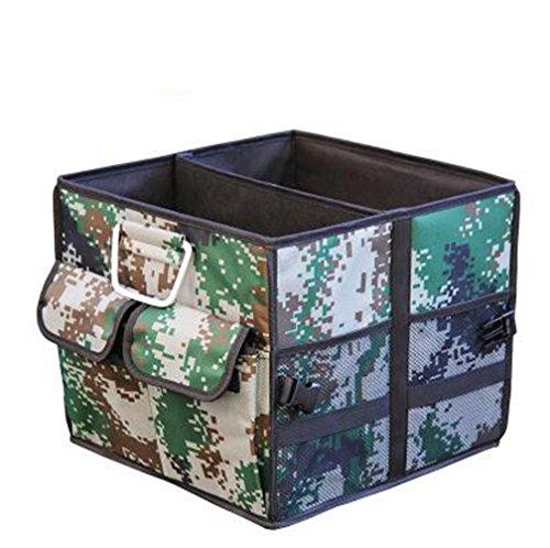 the raki 布製折りたたみ式収納ボックス 車にも最適 ...