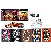 【Amazon.co.jp限定】ハン・ソロ/スター・ウォーズ・ストーリー MovieNEX(初回版)  A4ポスター5枚組、ステッカーシート1枚、ポストカード1枚付き