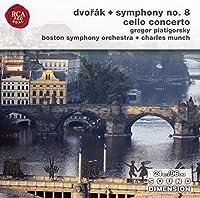 Symphony No 8: Cello Concerto