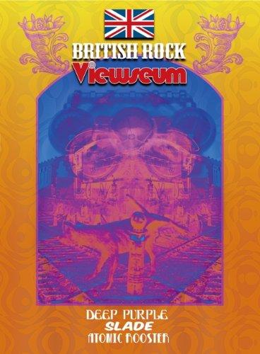 ブリティッシュ・ロック・ヴュージアム Vol.4  BRITISH BLUES & HARD ROCK 2 [DVD]