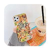 幾何学的な大理石パターン電話ケースiPhone 11プロ最大ソフトTPUカバーCoque Fundas iPhone XR XS最大X 6 s 7 8プラス-colorful painting-for iPhone 11 pro