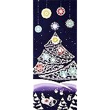 kenema 和雑貨 注染手ぬぐい 『イベント』 Secret Tree 36×90cm