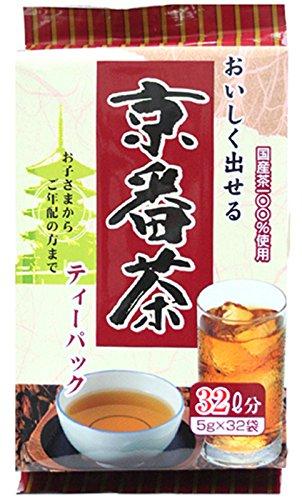 つぼ市 おいしく出せる京番茶 32包入