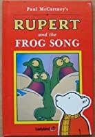 Paul McCartney's Rupert and the Frog Song (Book of the Film)